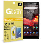 9H Tempered Glass Screen Protector for Nokia 5.1 - Clear